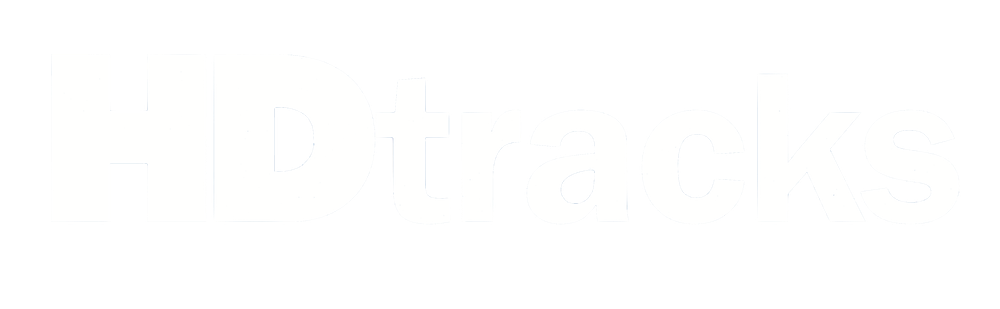 HDtracks splash logo icon